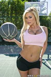 Shyla Stylez Basketball Boobs at Brazzers